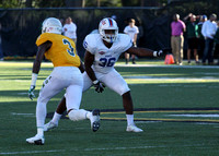 10-22-16 FB at Southeastern Louisiana