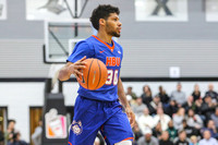Houston Baptist Huskies guard Braxton Bonds (30)